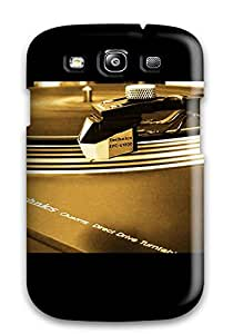 Galaxy S3 Vinyl Print High Quality Tpu Gel Frame Case Cover