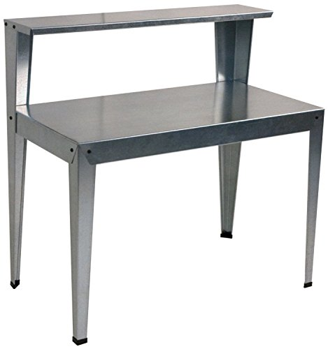 Poly-Tex Galvanized Potting Bench (Bench Greenhouse)