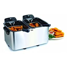 Maxi-Matic EDF-3060 Elite Platinum Stainless-Steel 6-Quart Deep Fryer