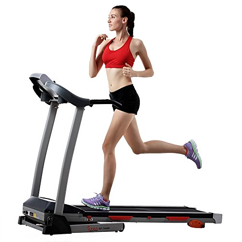 The Sunny P8700 Treadmill is the Best Bang for Your Buck