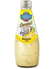 American Harvest Coconut Milk With Basil Seed Banana