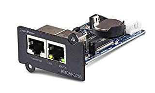 CyberPower RMCARD205 UPS & ATS PDU Remote Management Card (B01615H29O) | Amazon Products
