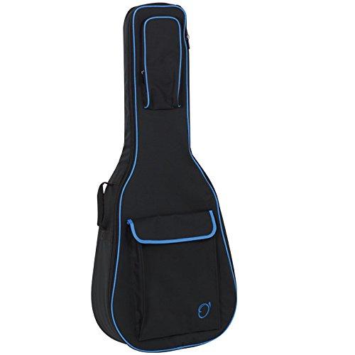 Amazon.com: FUNDA GUITARRA WESTERN REF. 47 MOCHILA NEGRO/URQUESA Medidas: 109x42x33x13cm: Musical Instruments