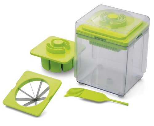 Progressive GPC-3667 Slice and Quarter Chopper with Container