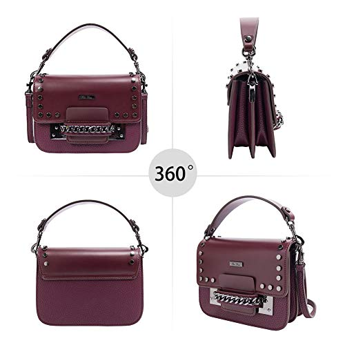 RenDian Crossbody Purse for Women-Cell Phone Wallet Bags Over the Shoulder Handbags for Travel/Leisure/Dating by RenDian (Image #2)
