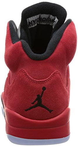 Nike Men's Air Max 1 Ultra Essential Low-Top Sneakers University Red, Black