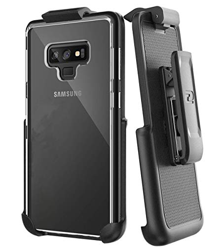 Encased Belt Clip Holster for Caseology Skyfall Case - Galaxy Note 9 (case not Included)