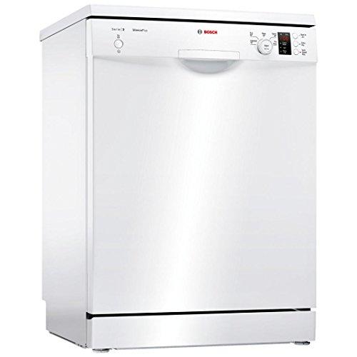 Bosch SMS25EW00G 13 Place Dishwasher in White 5 Programmes 4 Wash...