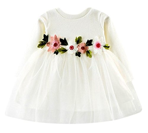 9 12 month white dress - 4