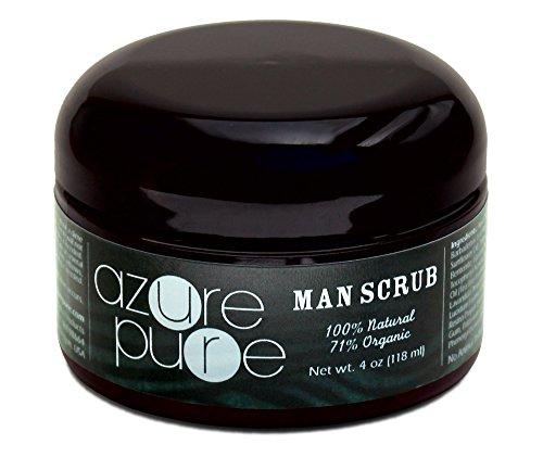 Facial-Scrub-for-Men-Organic-Premium-Face-Exfoliator-Soothe-Deep-Clean-Reduce-Pores-Fight-Acne