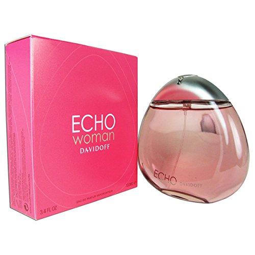 Echo by Davidoff for Women. Eau De Parfum Spray 3.4 oz