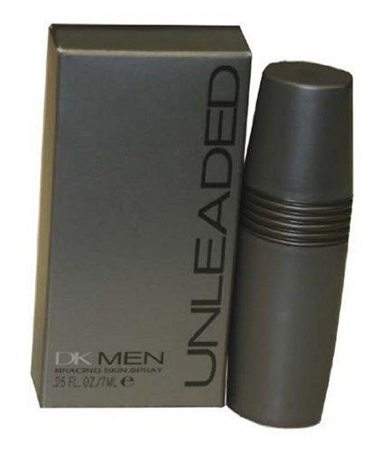 Dk Men Unleaded By Donna Karan For Men. Bracing Skin Spray 0.25Oz.. ()