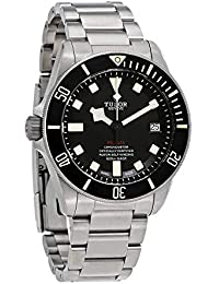 Pelagos LHD Automatic Black Dial Mens Watch 25610TNL-BKSTI