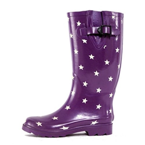 boots for rain for women size 5 - 5