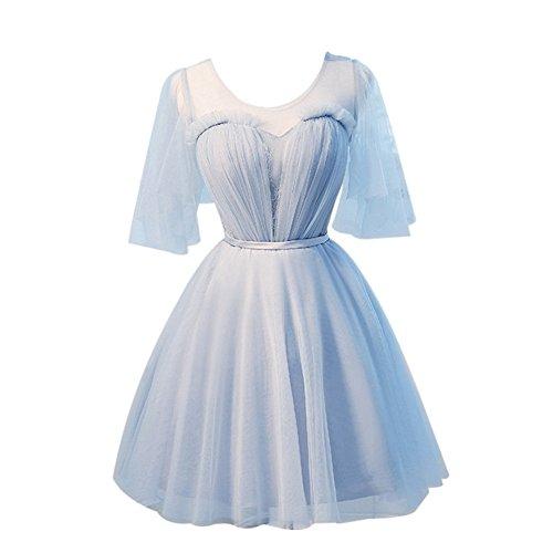 Corte Mujer Drasawee Imperio Para Vestido 4 B61vwH