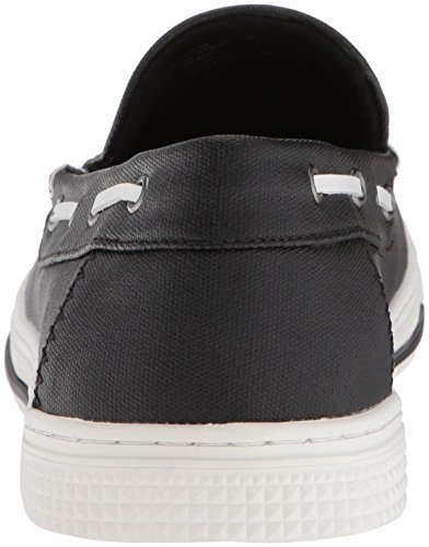 Kenneth Cole REACTION Mens Ankir Slip On B Sneaker Black jUjW75lu7