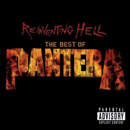 PANTERA - The Best Of Pantera Far Beyond The Great Southern Cowboys