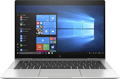HP EliteBook x360 1030 G4 13.3-Inch Touchscreen Laptop with Verizon/AT&T Compatible 4G LTE Wireless Feature (i7-8665U Processor, WiFi+BT5, 512GB SSD, 16GB RAM, HD-IR Camera) Windows 10 Pro