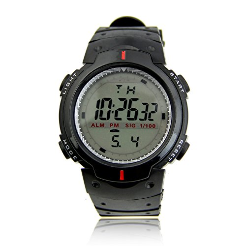 HeroNeo Waterproof Fashion Digital Stopwatch