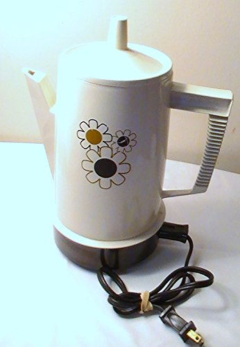 vintage percolator coffee pot - 9