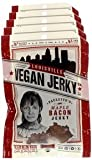 kraft oven fry pork - Louisville Vegan Jerky - Maple Bacon, Vegetarian & Vegan Friendly Jerky, 21 Grams of Non-GMO Soy Protein, Gluten-Free Ingredients (Pack of 5, 3 oz.)