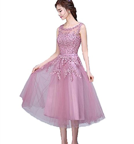 Pink A-Line Jewel - 9
