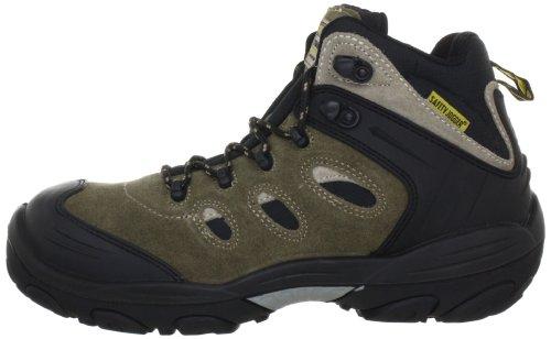 Safety Jogger Xplore S3 Unisex-Erwachsene Sicherheitsschuhe , Gr. 47 , Beige (BLACK/TAUPE/SAFARI/BLACK)