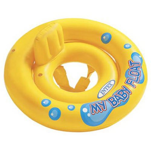 Intex 59574EP My Baby Float (Baby Swim Ring)