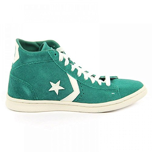 Converse, PRO LEATHER LP MID SUEDE Verde