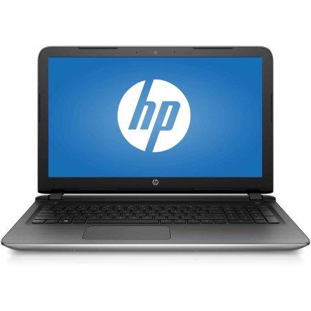 HP 17.3 inch HD+ Laptop PC, AMD A10-8700P Quad-Core, 8GB RAM, 1TB HDD, DVD RW, WIFI, Windows 10, Silver (Certified Refurbished)