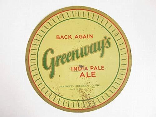 ビンテージ Greenway's 看板 インテリア 店舗什器/D118-71-0059X   B07RXPT85N