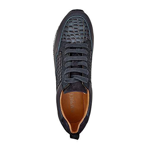 donna pettine Caprice 9 sneakers 21 basse blu 9 da 019 23602 v8rwvOx