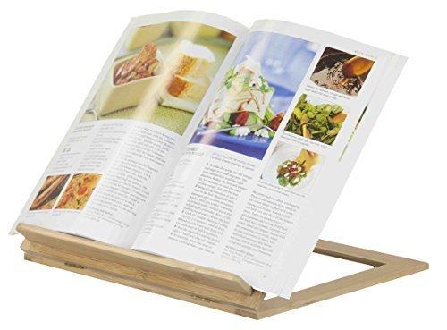 Home Basics Bamboo Cookbook Holder product image