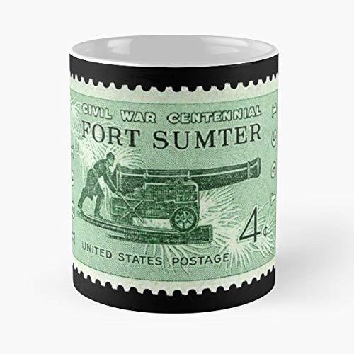 Gar Civil War - Civil War Gar S Gift Coffee/tea Ceramic Mug 11 Oz