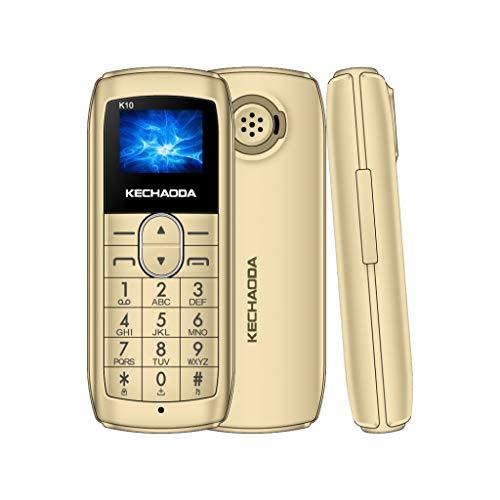 (2G Unlocked Phone,NDGDA K10 GSM Mobile Phone 250mAh for Old Elderly Man)