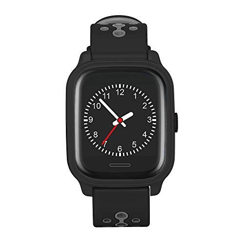 ANIO Touch GPS Kinder Smartwatch Smartphone Watch – Schutz für Ihr Kind – SOS Notruf – Telefonfunktion – Keine…