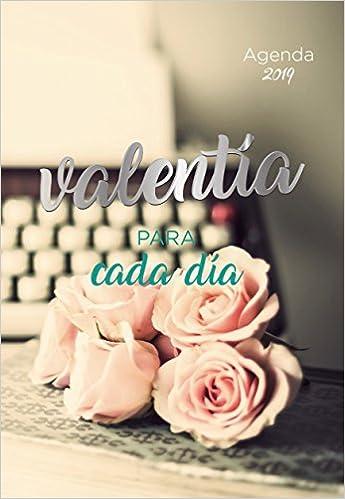 Agenda Valentia 2019 Acolchonada - Rosas (Spanish Edition ...