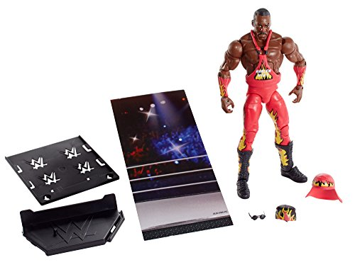 WWE Elite Collection Booker T Action Figure