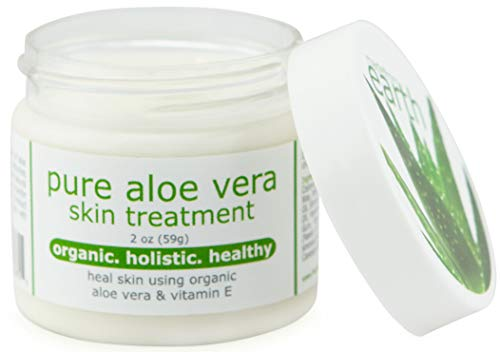 Pure Aloe Vera Treatment with Organic Coconut, Organic Olive Oil & Vitamin E