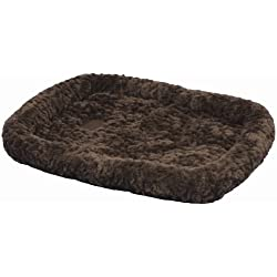 Precision Pet SnooZZy Crate Bed 1000 18 in. x 14 in. Chocolate Cozy