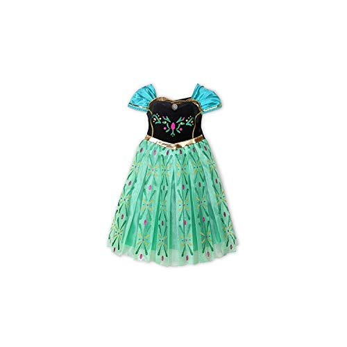Girl Costume Princess Cinderella Fancy Clothes for Christmas
