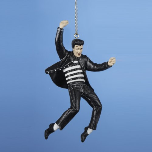 Elvis Presley Jailhouse Rock Ornament