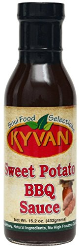 KYVAN Sweet Potato BBQ Sauce - 2 Pack by KYVAN