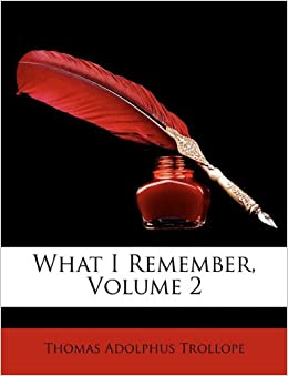 What I Remember, Volume 2