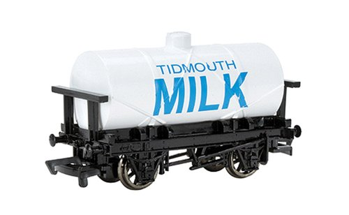 BAC77048 HO TTT Tidmouth Milk Tank Car