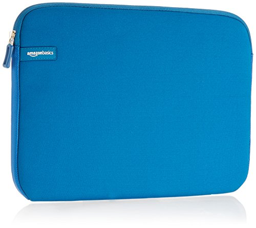 AmazonBasics 13 3 Inch Laptop Sleeve Blue