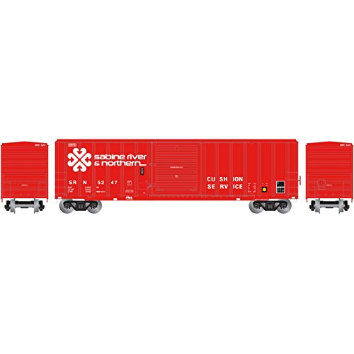 Athearn ath24288N 50` FMC 5347ボックス、SR & N # 5247
