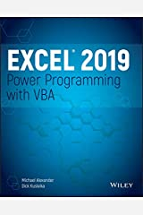 Excel 2019 Power Programming with VBA Kindle Edition