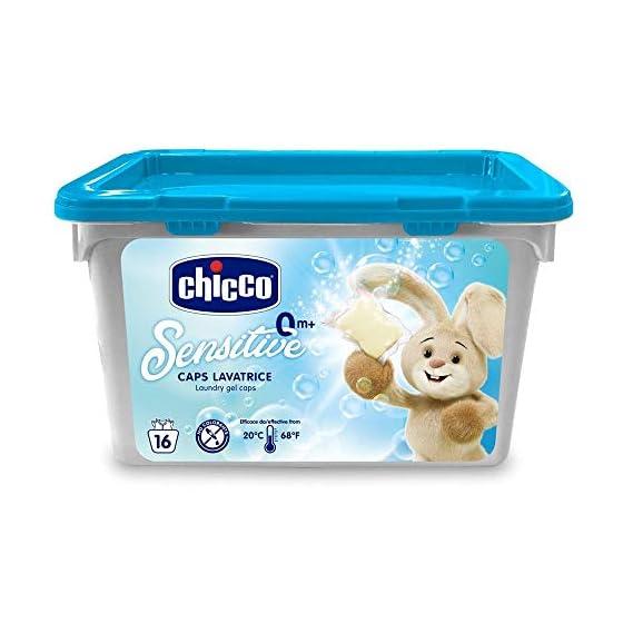 Chicco Laundry Detergent Gel Caps