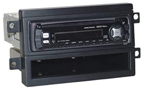SCOSCHE FD1424B 2004-09 Ford / Lincoln / Mercury Select DIN w/Molded Pocket Dash Kit - Ford Installation Kit